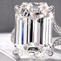 Кольцо с 17-каратным бриллиантом за 1,8 миллиона долларов