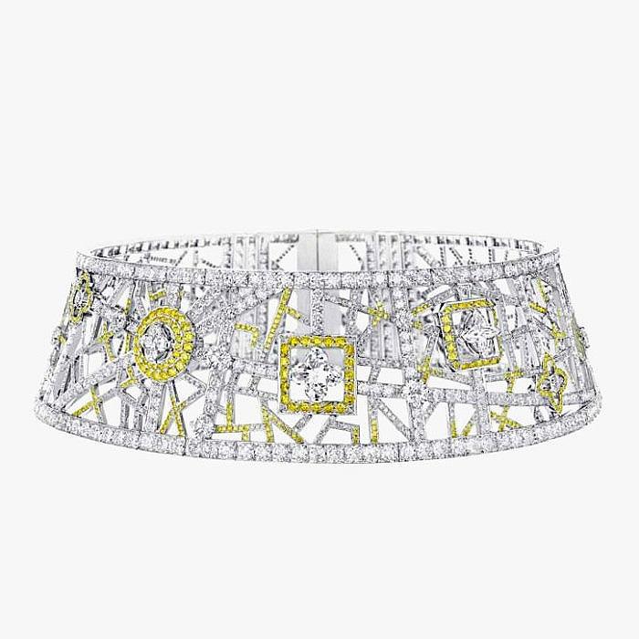 Колье Louis Vuitton из коллекции Une escale à Paris