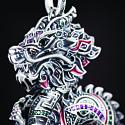 Серебряные драконы в коллекции Thomas Sabo