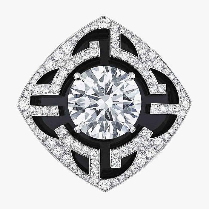 Кольцо из коллекции Une escale à Paris от Louis Vuitton