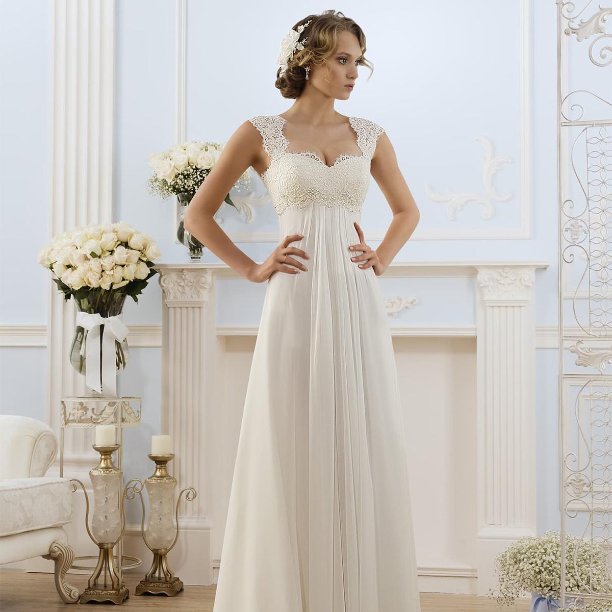 Короткое свадебное платье картинки