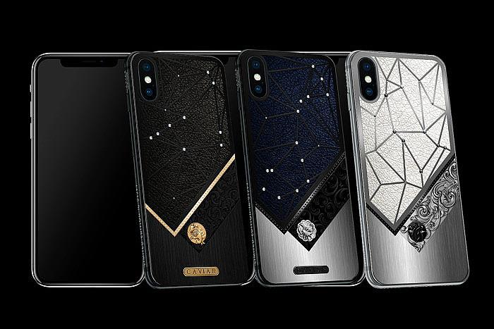 iPhone X Zodiac