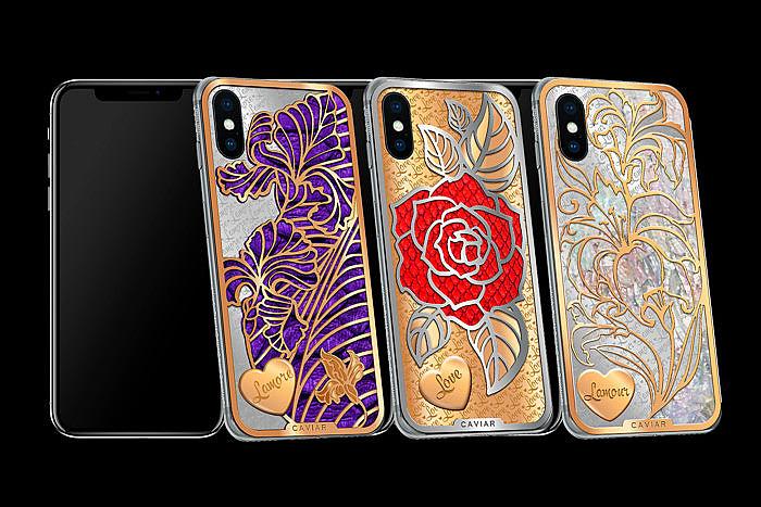 iPhone X Love