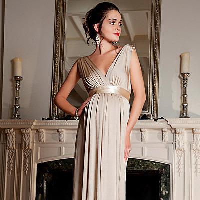 Фото платья в греческом стиле для беременных