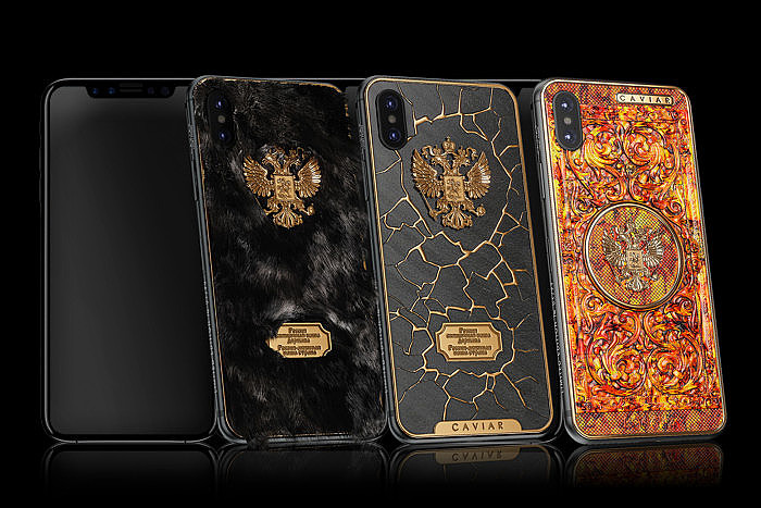 iPhone X Russia