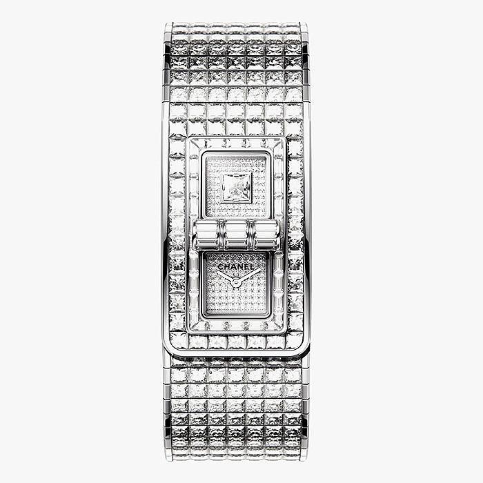 Бриллиантовые часы Coco Code от Chanel