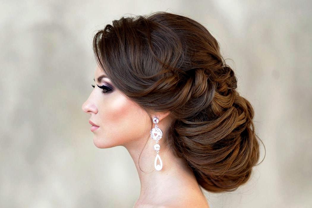 Прическа и макияж для невест 3