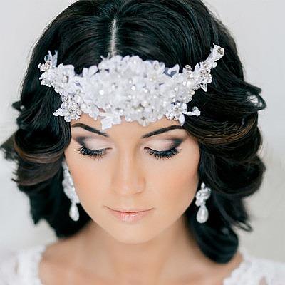 Украшения аксессуары для свадебной прически