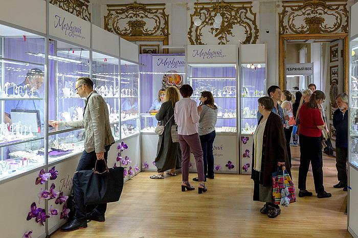 Сокровища Петербурга выставка
