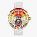Часы Jacob & Co. с сапфирами и бриллиантами