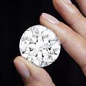 Sotheby's представили уникальный 102-каратный бриллиант