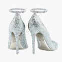 Роскошная линейка туфель, усыпанных бриллиантами, от Jada Dubai