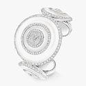 Часы с горным хрусталем и бриллиантами от Boucheron