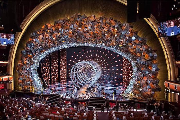 Сцена «Оскара» 2018 года