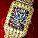 Часы Millionnaire от Jacob & Co. — желтые бриллианты на 6 миллионов долларов