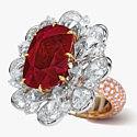 25-каратный рубин и жадеитовый браслет — самые дорогие лоты весеннего аукциона Sotheby's