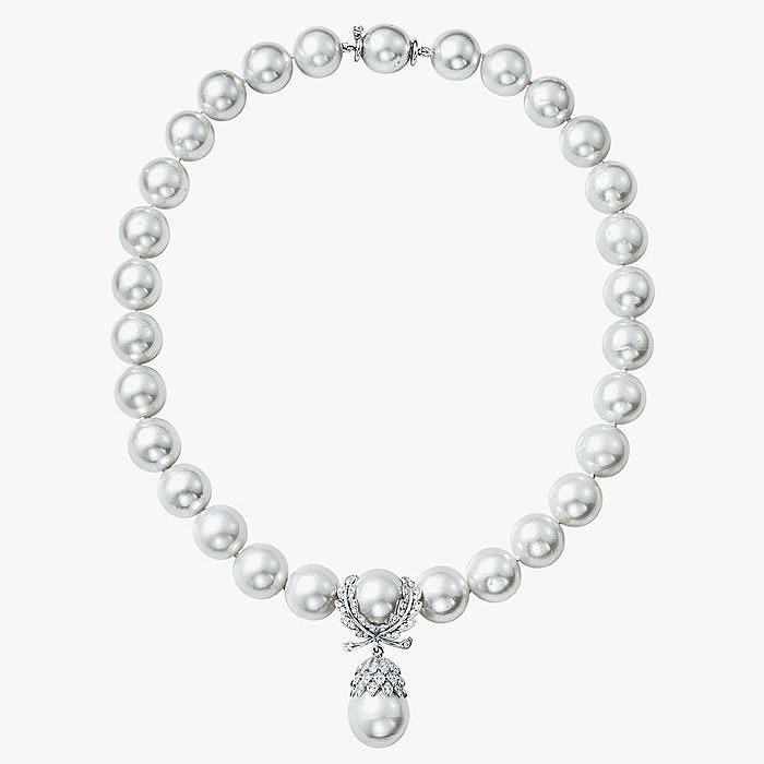 Жемчужное ожерелье Verdura
