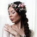 Нежные шёлковые цветы Анны Юминовой