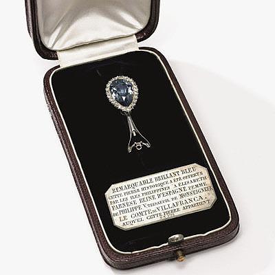 Утерянный столетия назад бриллиант выставят на продажу