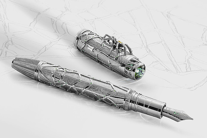 High Artistry Heritage Spider Metamorphosis Limited Edition от Montblanc