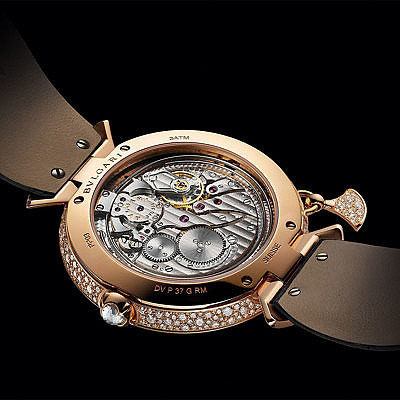 Diva Finissima Minute Repeater от Bulgari