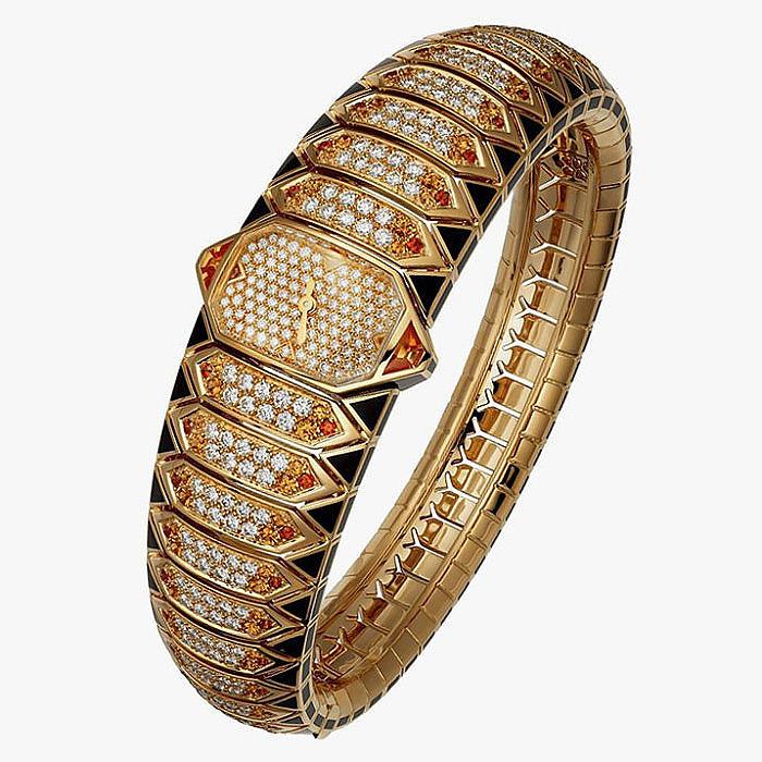 Ювелирные часы Cartier из коллекции Résonances