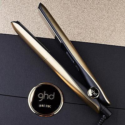 Самый дорогой в мире утюжок для волос покрыт золотом