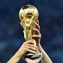 В кубке Чемпионата мира по футболу FIFA — килограммы золота