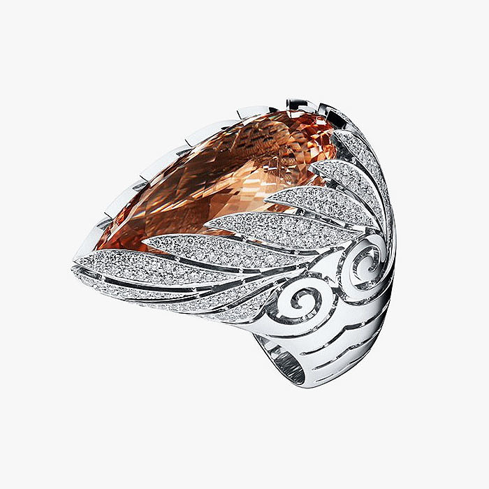 Кольцо «Рим» из коллекции City Rings от Alexander Arne