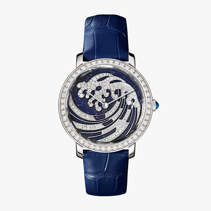 Часы Vague de Lumière от Boucheron