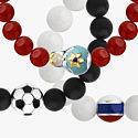 Коллекция «футбольных» браслетов Sokolov