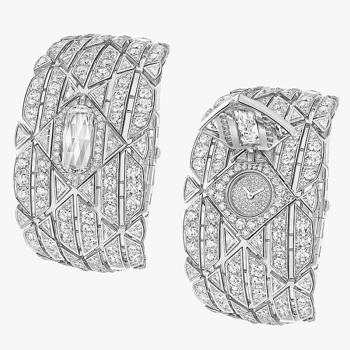 Ювелирные часы Les Éternelles, Chanel
