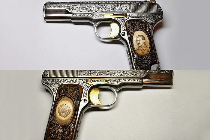 Пистолет ТТ «Сталин», Бокадо