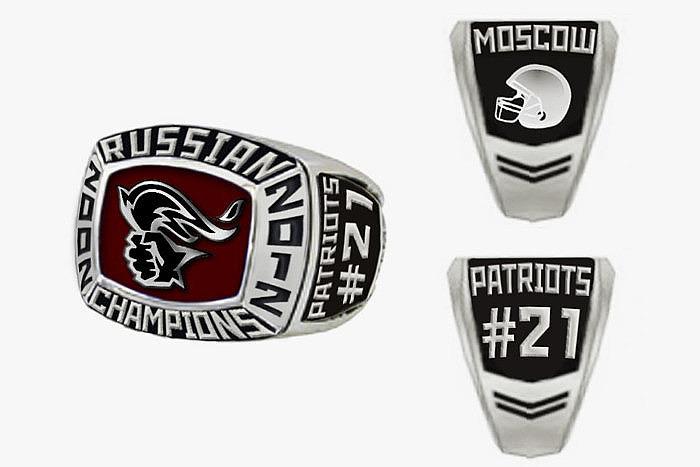 Чемпионский перстень Moscow Patriots. Прототип заказчика.