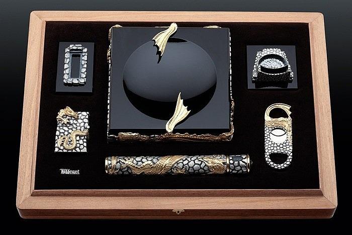 Сигарный набор «Драконы», Бокадо