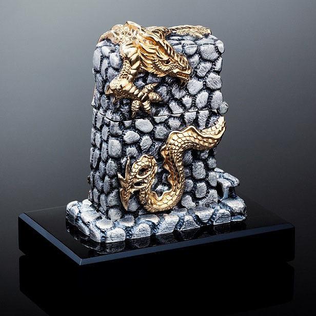 Зажигалка, Сигарный набор «Драконы», Бокадо