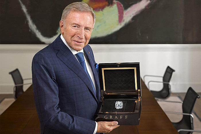 Graff показали 302-каратный бриллиант Lesedi La Rona