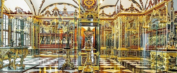 Из немецкого музея украдены украшения на 1 млрд евро