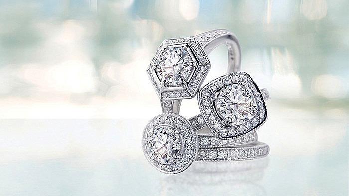 Обручальные кольца разных стилей