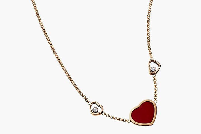 Chopard обновили несколько коллекций ко дню Святого Валентина