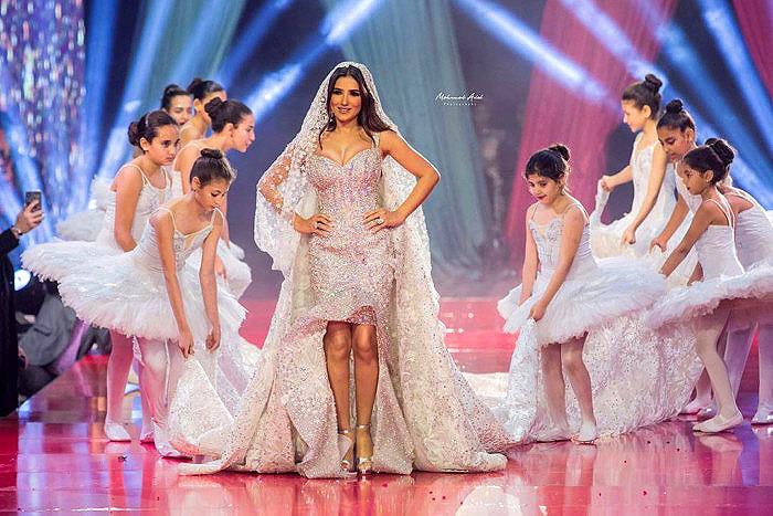 Бриллиантовое свадебное платье за 15 миллионов долларов