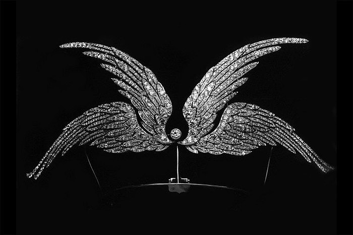 Тиара Swallow Flight от Boucheron, 1907 год