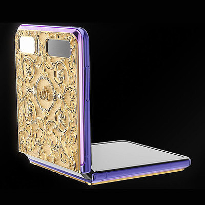 Caviar Samsung Galaxy Z Flip Golden Baroque