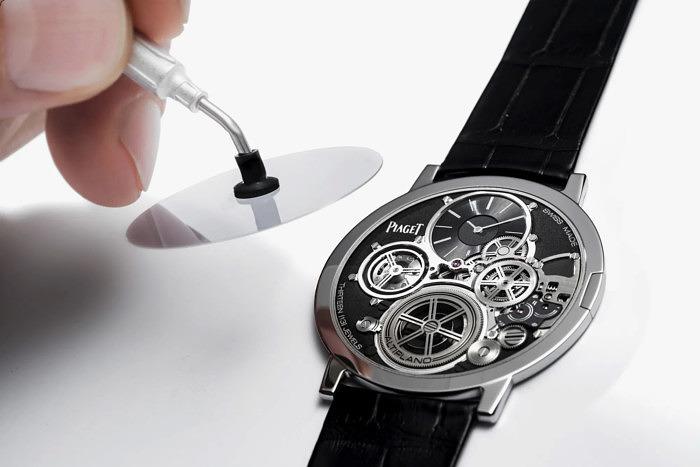 Piaget Altiplano Ultimate — самые тонкие в мире механические часы
