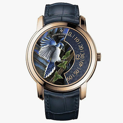 Часы Vacheron Constantin Les Cabinotiers — The Singing Birds