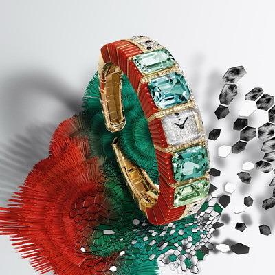 Коллекция Cartier [Sur]Naturel вдохновлена природой