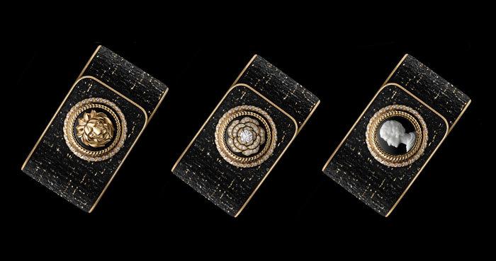 Коллекция Chanel Mademoiselle Privé Bouton