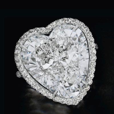 115-каратный бриллиант нааукционе Christie's вНью-Йорке
