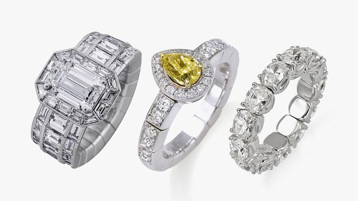 Обручальные кольца Picchiotti: безупречный блеск и идеальный комфорт