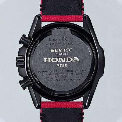 Новый хронограф EDIFICE отCasio иHonda Racing